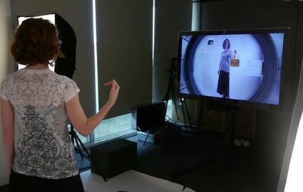 KinectShop ou comment faire du Shopping