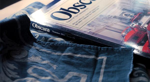 OBSCURA – SUMMER 2011 ISSUE