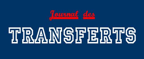 Journal des transfert