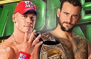 Affiche championnat de la WWE à Money in the Bank 2011