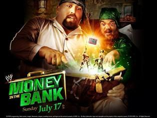 Wallpaper Money in the Bank 2011