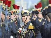 Juillet sous signe mémoire soldats militaires tués Afghanistan.