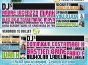 Made summer festival palace plan campagne