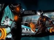 Tron Legacy Comis HTML5