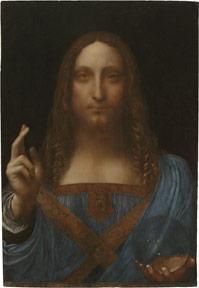 L'étrange De Vinci à 200 millions de dollars retiré du marché