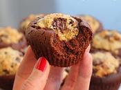 Muffins mi-brownie mi-cookie