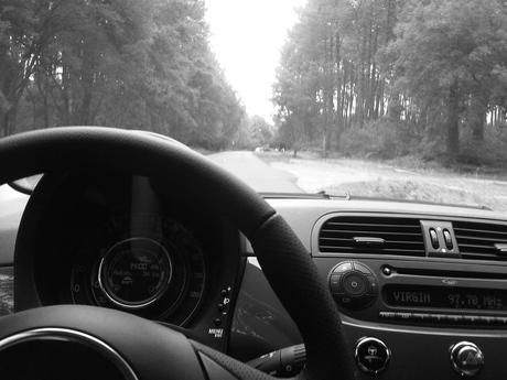 On the road!