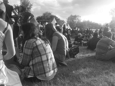 In the festival