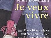 veux vivre Jenny Downham