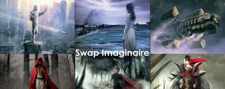 Swap #3 : Imaginaire [Déballage du colis]