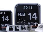 Horloge Flip Capsule