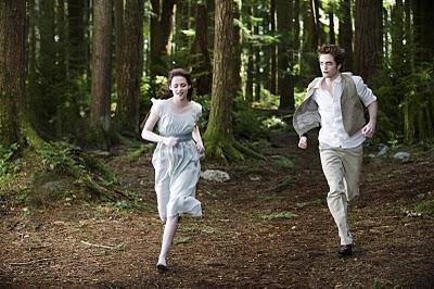 Bella et Edward New Moon Tentation vision d'Alice