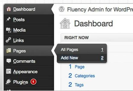 Daily Tip: Fluency Admin Makes WordPress Easier on the Eyes