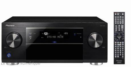 Amplificateurs Home Cinéma Pioneer VSX-LX55 et VSX-2021-K, au service de la musique numérique