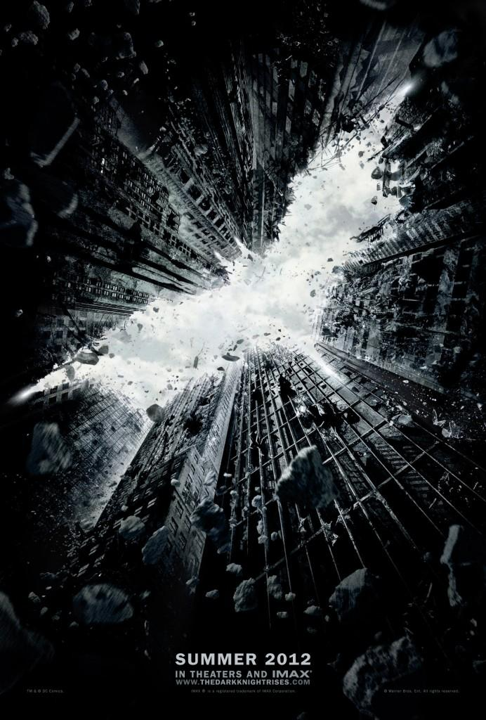 The Dark Knight Rises, premier teaser