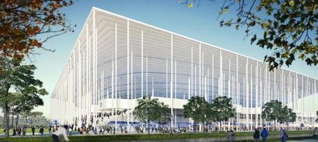 Nouveau Stade Girondins Bordeaux