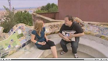 Les guides mTrip testés LIVE par la TV allemande