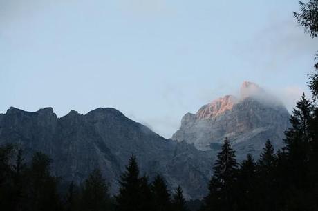 Le mont Tamer...