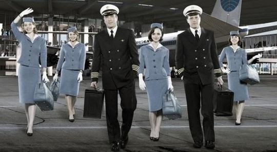 Pan Am change de pilote