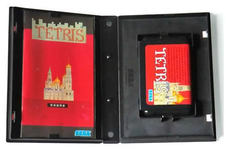 Sega Genesis Tetris 1 1 million de dollars pour Tetris version MegaDrive !