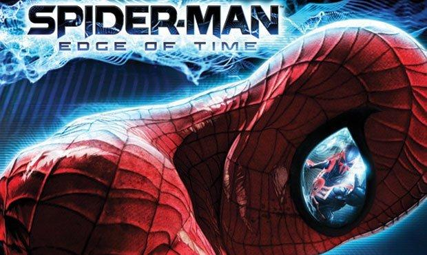 Deux trailers de Spider-Man : Edge Of Time