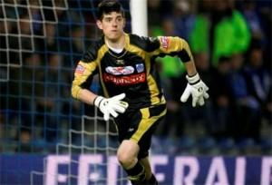 Direction Madrid pour Courtois ?
