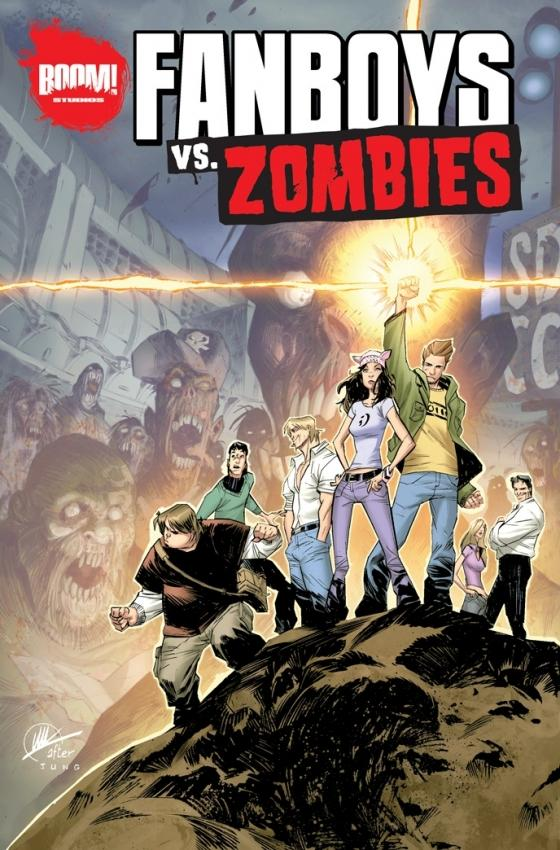 Fanboy vs Zombies – place aux geek