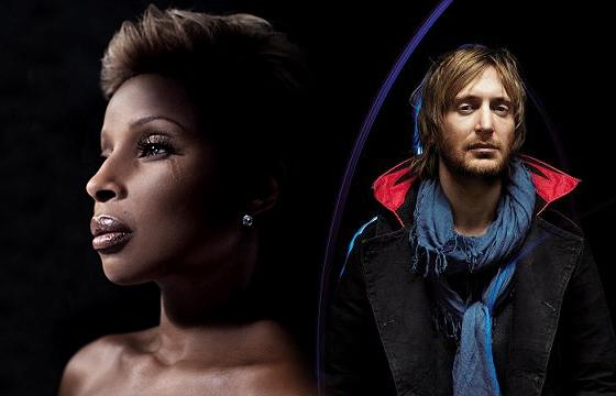 Quand Mary J Blige rencontre à son tour David Guetta.