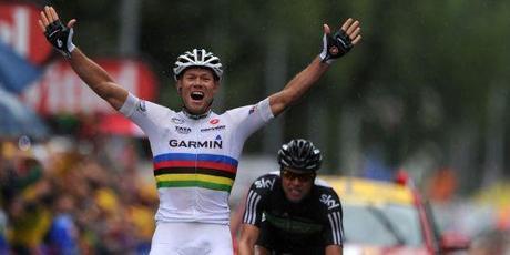 Tour de France: Hushovd remporte la seizième étape !