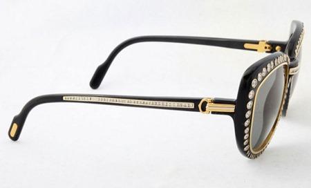 1aa4180a1026df Cartier-Gold-and-Diamond-Sunglasses-2-600x363. Des lunettes ...