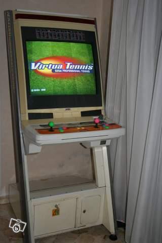 borne arcade naomi 2