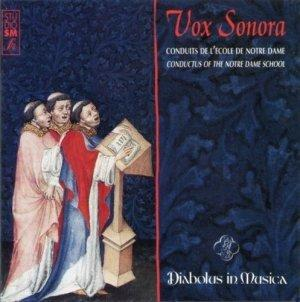 vox sonora ecole notre dame diabolus in musica antoine guer