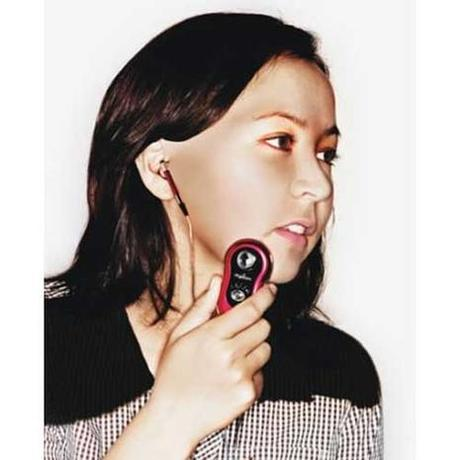 Baladeur MP3 anti Acné