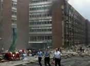Dépêche Attentat EXPLOSION D'UNE BOMBE OSLO
