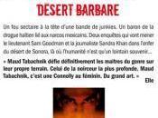 livre dimanche: Désert Barbare Maud Tabachnik