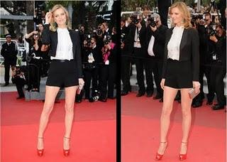 Mes Top look du festival de Cannes 2011