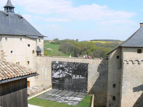 Exposition Doisneau au château de Malbrouck