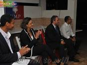 L'UMP« tour express Xavier Bertrand Antillles Guyane