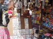 Contrefaçon: Yaoundé, piraté service libre