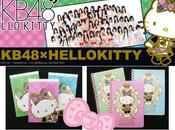 AKB48 Hello Kitty