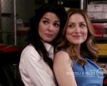 Rizzoli and Isles : on le sait désormais, Jane et Maura sont «LLBFF»