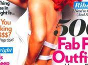 Rihanna couv' magazine Glamour mois septembre