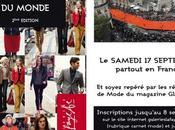 plus grand Défilé monde avec Galeries Lafayette Bordeaux