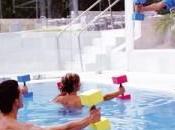 Natation Aquagym Quels sont bienfaits piscine.