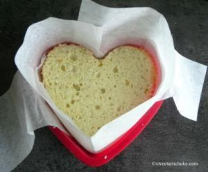 Framboisier à la lavande (raspberry and lavender cake)for the Daring Bakers Challenge