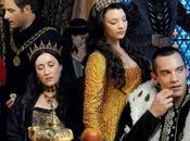 adieux Henri VIII Tudors