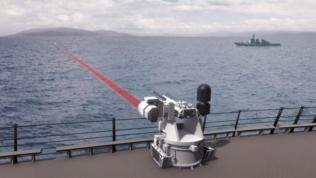 Tactical Laser System Mk38 mod2 TLS