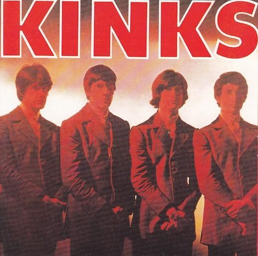 The Kinks #1-The Kinks-1964