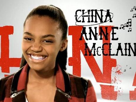 NOUVEAUTÉ MUSICALE: China Anne McClain - Dynamite (from A.N.T. Farm)