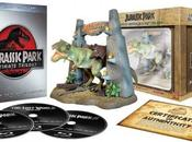 [Précommande] Jurassic Park Ultimate Trilogie Edition Collector Blu-ray
